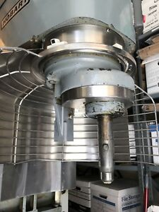 Hobart Hl1400 140 Qt Legacy Planetary Mixer accessories Great Shape 3 Phase 5hp