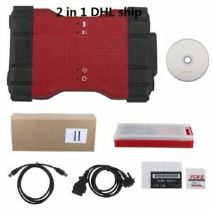Latest V cm2 For F ord Ids V109 And Mazda Ids V109 Vcm Ii 2 In 1 Diagnostic Tool