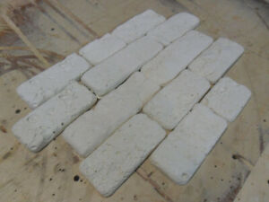 kapri Set Of 13 Molds Stone Veneer For Concrete Plaster Wall Stone Brick Tiles