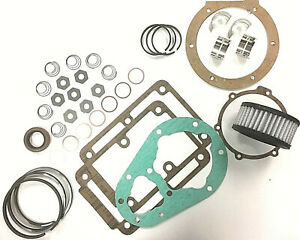 Kellogg American Air Compressor Model 331tvx Rebuild Kit American Brake Shoe