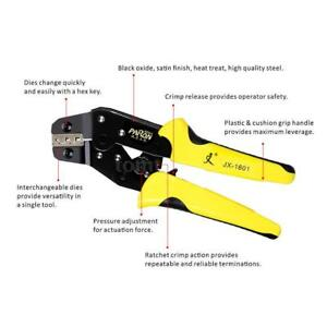 Paron Wire Crimpers Engineering Ratcheting Terminal Crimping Strippers Us