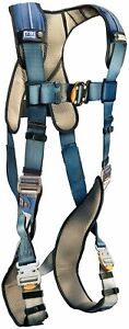 Dbi Exofit Xp 1110100 Vest Style Harness Back D ring Loops For Belt Small