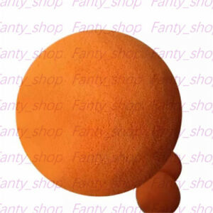 4pcs Concrete Pump Soft Clean Sponge Ball 5 125mm For Schwing putzmeister V79ch