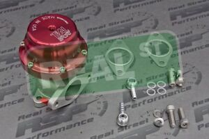 Red Tial 38mm 14 5psi Wastegate Real Authentic Waste Gate F38 Real With Fittings