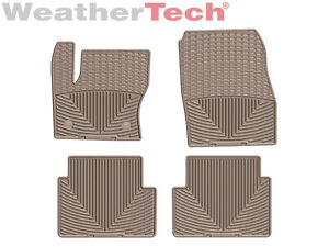 Weathertech All weather Floor Mats For Ford Escape 2013 2019 1st 2nd Row Tan