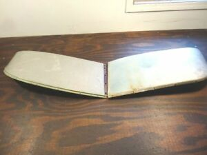Mismatched Sunvisor Panels Only Chevy Ford Mopar Fulton Dieterich Rat Rod V257