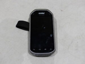 Symbol Wireless Handheld Barcode Scanner Mc40n0