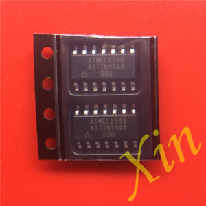 10pcs Attiny84a ssu New Genuine Sop 14 Ics