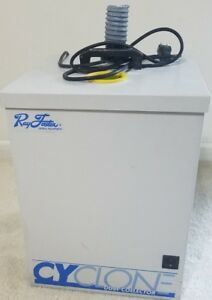 Ray Foster Dust Cyclone Collector Cdc1 Dental Lab Made In Usa Used
