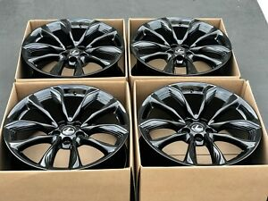 21 Lexus Lc500 Oem Staggered Forged Rims Wheels 2017 2018 21 Lc 500