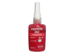 Loctite 262 Nbsp Screw Locking High Medium Torque 50ml Pack Of 2