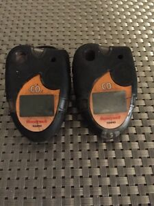 Honeywell Toxipro Co Gas Monitor Detector Meters