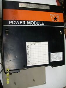 801429 1sd Reliance Electric Power Module