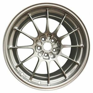 Focus Rs Enkei F1 Silver Nt03 M 18x9 5 Rims 5x108 40mm Offset New In Stock
