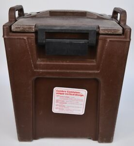 Cambro 10 5 Gallon Insulated Drink Container Uc1000