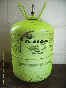 21lb Partial Cylinder Aspen R 416a Refrigerant must Have License To Purchase
