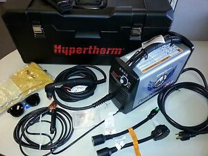 Hypertherm 088079 Powermax 30xp Plasma Cutter Pkg 15 Torch W Cart