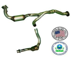 Catalytic Converter For Jeep Liberty 3 7l 2005 2006 2007