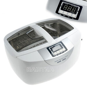 Professional Ultrasonic Cleaner For Jewelry Watches Dental Clinics Cd 4820 110v