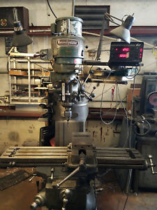 Roundtower Milling Machine