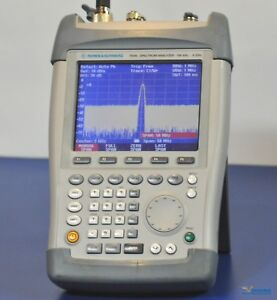 Rohde Schwarz Fsh6 Spectrum Analyzer With Tracking Generator And Warranty