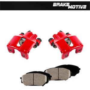 Rear Brake Calipers And Pads Expedition F150 F250 Blackwood Navigator Town Car
