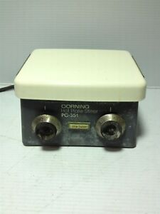 Corning Hot Plate Magnetic Stirrer Pc 351