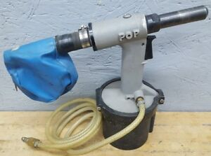 Pop Emhart Riveter Model 5400 Pneumatic Rivet Gun Tool