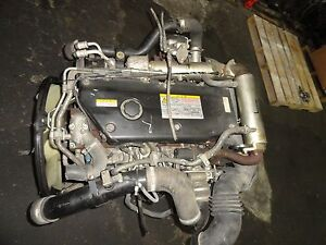 Isuzu Npr 4hk1 Diesel Turbo Engine 4 Cylinders Isuzu 4hk1 Dieselturbo Engine