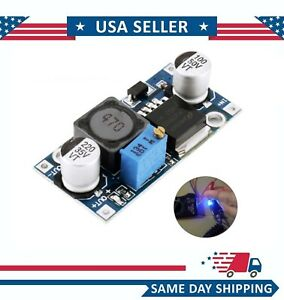 Lm2596s Dc dc 3a Buck Adjustable Step down Power Supply Converter Module