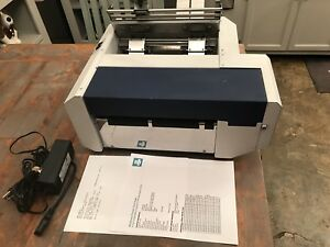 Rena Cs Hasler Neopost As 510c Color Envelope Printer