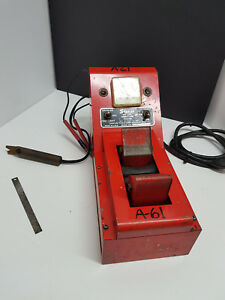 Snap on Mt 326 Growler Armature Tester