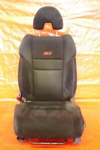 2008 Honda Civic Si Coupe Fg2 Oem Factory Lh Front Seat wear K20z3 9242