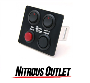 Nitrous Outlet 1993 2002 F Body Ashtray 4 Switch Panel 00 11005