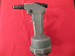Pop Stanley Emhart Air Riveter Rivet Gun Tool Pneumatic Prg510a Prg 510 Plus A
