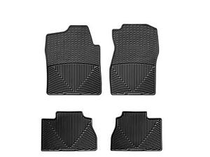 Weathertech All Weather Floor Mats For Silverado Sierra Tahoe Yukon 07 14 Black