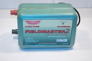 Parmak Precision 15 mile Fieldmaster 2 Fence Charger Fm 2 Field Master
