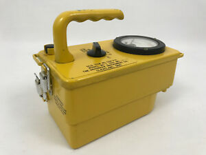 Victoreen Cdv 717 No 1 Geiger Counter Radiological Survey Meter
