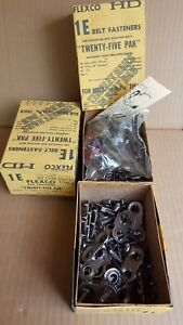 Flexco 1e Belt Fastening Clips 50 Hd Lot Nos Fasteners
