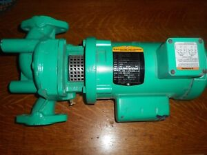 Wilo 2705037 Ipl 1 5 38 90 2 Inline Centrifugal Circulator Pump