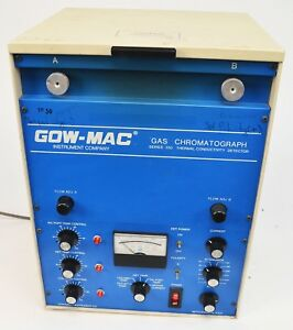 Gow mac 350 Series 69 350 Chromatograph Tcd Thermal Conductivity Detector