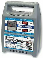 6 12v 12 Amp Battery Charger Automotive Fittings Cv85444