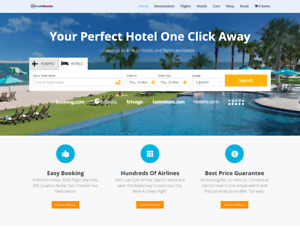 Established Super Profitable Automated Travel Turnkey Website Business For Sale