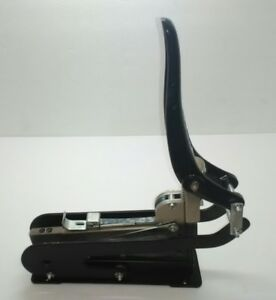 Vintage Bostitch 1 2c Industrial Stapler Made In Usa 62 Head Excellent