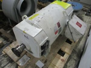 Emerson Dc Motor 5090b452x01 500hp 1800rpm 803a Fr 509at Encl Dp Used