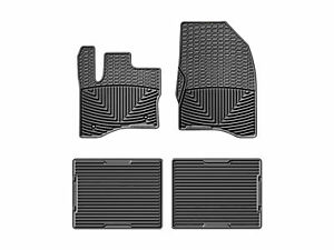 Weathertech All Weather Floor Mats For Ford Taurus 2011 2019 1st 2nd Row Black