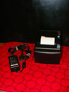 Touch Dynamic Thermal Pos Receipt Printer Lk t210 With Power Cord tested