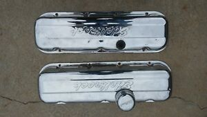 Valve Covers Edelbrock Chevrolet Buick Ford Oldsmobile Plymouth Dodge