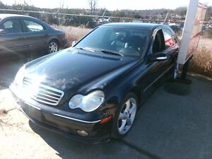 Engine Assembly Mercedes C class 06 07 203 Type sdn C230
