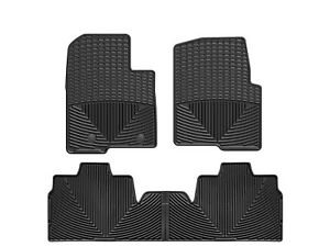 Weathertech All Weather Floor Mats For Ford F 150 Supercab 2010 2014 Black